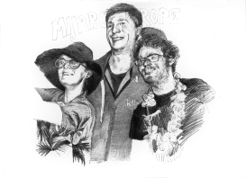 Drawing team